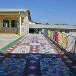L'infinito mosaico in Sierra Leone