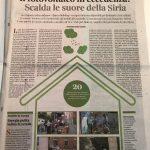 Le storie più belle meritano di essere raccontate e viste da tutti: ecco perchè siamo fieri del racconto del Corriere della Sera!