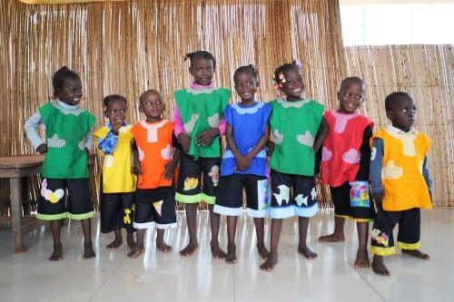 Pantaloncini per Congo