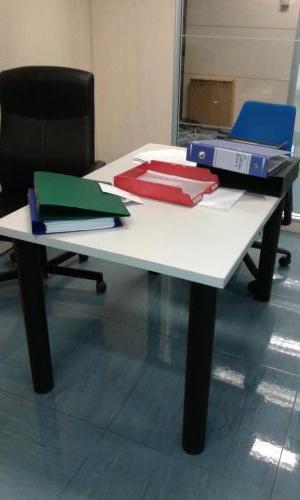 scrivania rettangolare 120 x 80